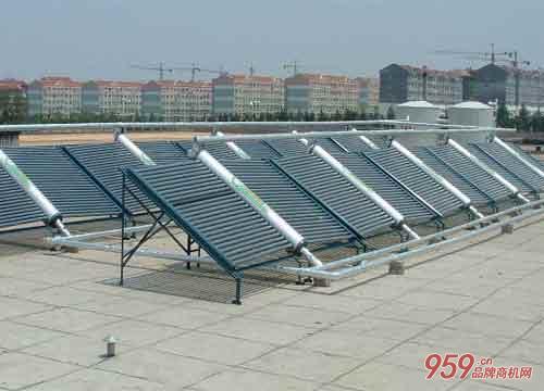 2018太阳能热水器排行榜介绍!