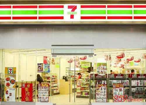 711便利店