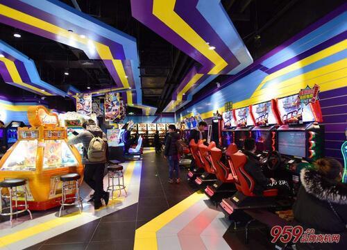 开家游戏厅投资多少钱?开游戏厅一
