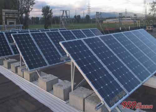 冠阳光伏太阳能市场受欢迎吗?