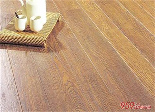 县城地板材料生意