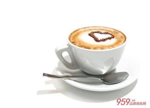 康盛来咖啡招商