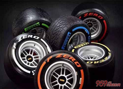 倍耐力轮胎