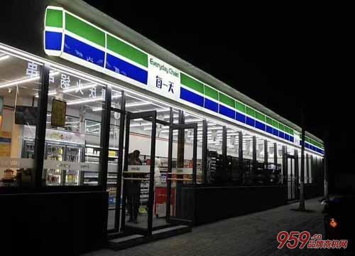 开每一天24小时便利超市