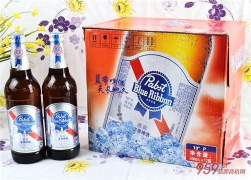 蓝带啤酒代理