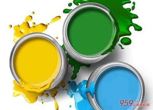 品牌油漆店