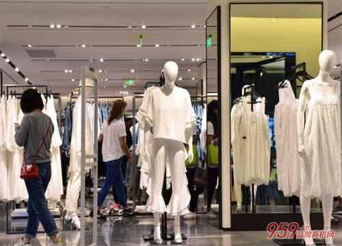 服饰店加盟流程