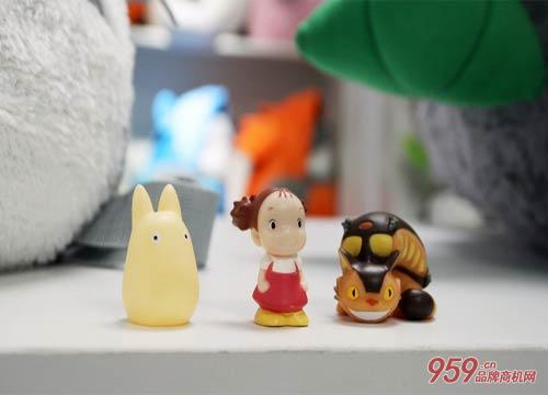 玩具店加盟