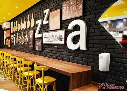 小区开披萨店需寻求什么环境?拥有市场吗?