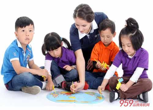 欢乐堡英语培训学校
