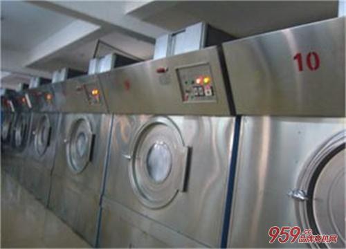 洗衣厂筹备资金