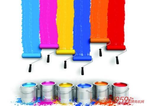 涂料油漆项目投资