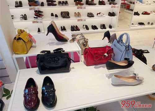 大东女鞋乡镇加盟