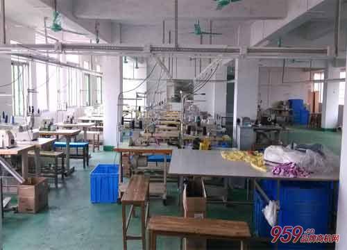 小型服装加工厂
