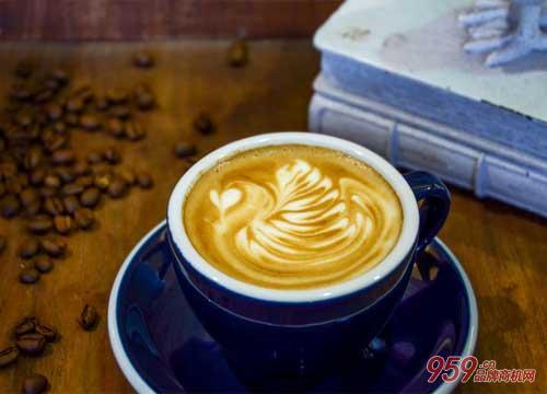 开上岛咖啡厅