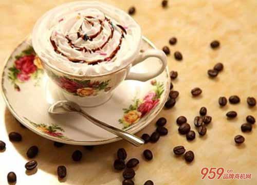 咖啡连锁品牌