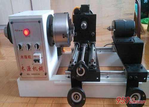 小型机械加工