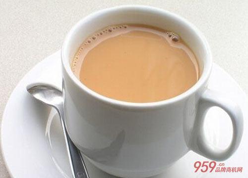 鹿角巷奶茶店