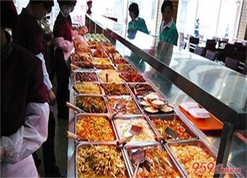 中式快餐前景