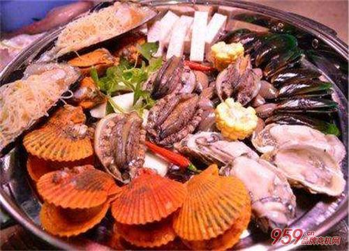 海鲜火锅的市场