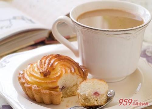 觅蜜奶茶加盟