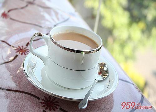 加盟奶茶店