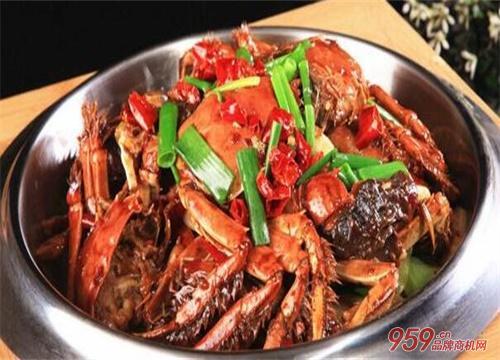 肉蟹煲品牌