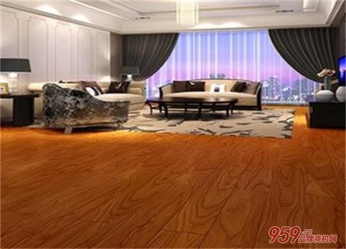 实木地板店