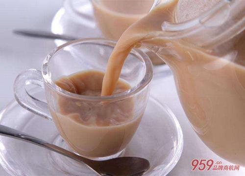 哈皮奶思奶茶