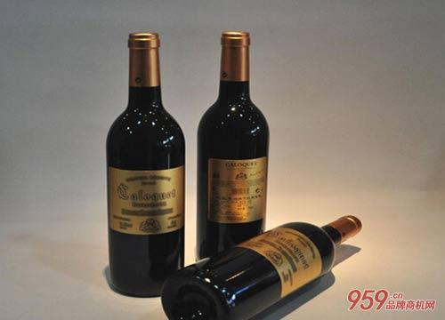 德威堡红酒