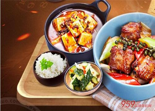 愉筷小碗菜快餐加盟