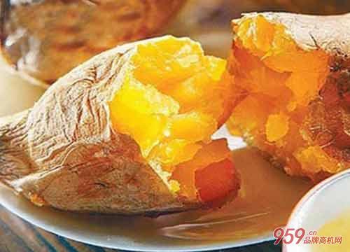 泉城烤薯特色小吃
