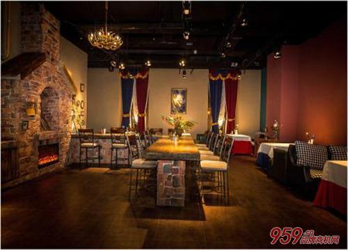 经典西餐厅