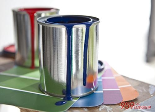 油漆品牌代理商