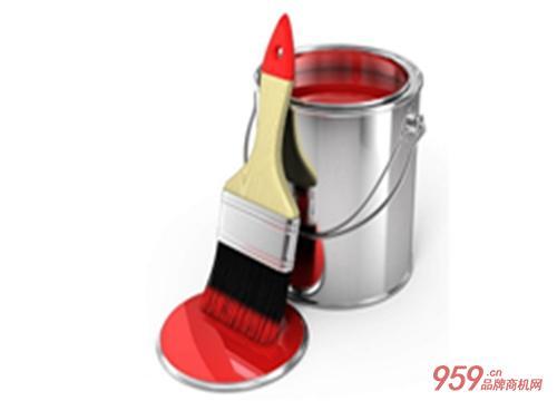油漆批发生意利润空间