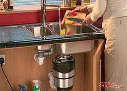 圣曼洁厨房垃圾处理器