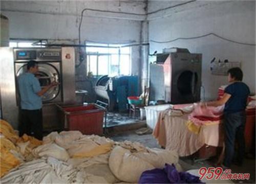 小区水洗店