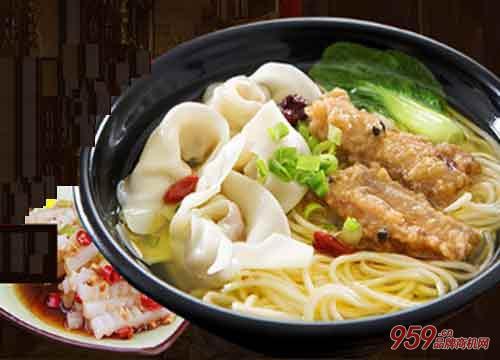 老城街重庆小面馆