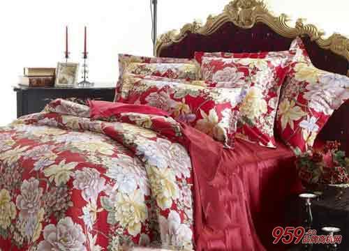 床上用品生意