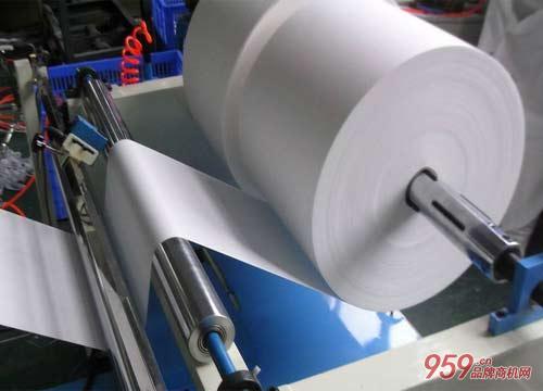 卫生纸加工厂