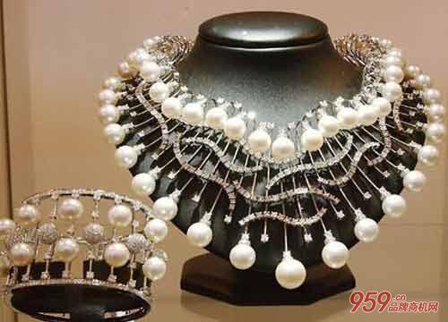 蒂芙尼珠宝加盟怎么样?加盟蒂芙尼珠宝有哪些优势?