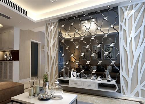 艺术玻璃背景墙加盟店