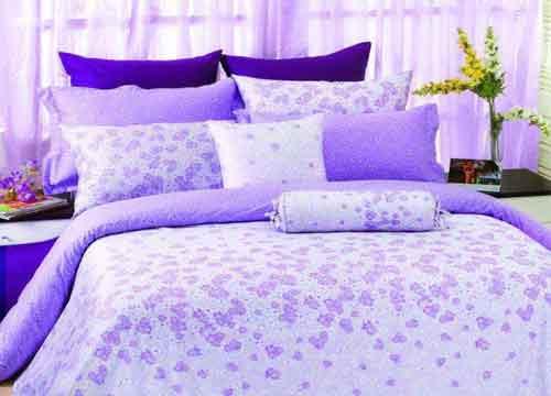 紫荆家缘床上用品