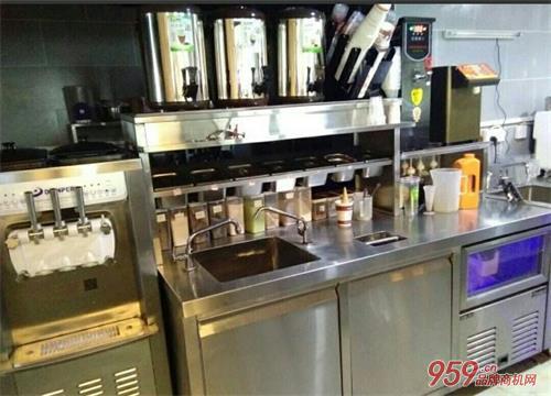 奶茶店设备