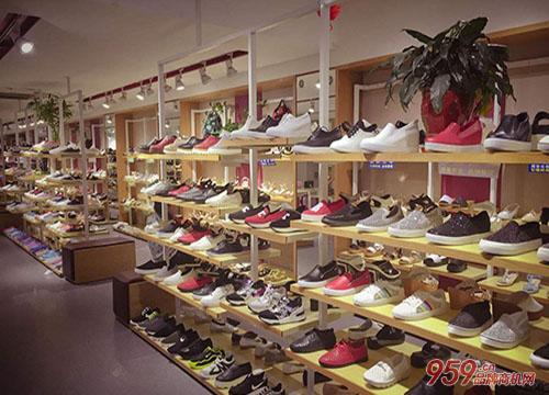 开鞋店费用