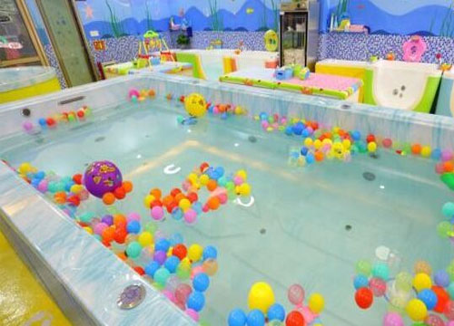 培优宝贝婴儿游泳馆