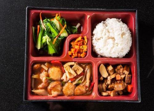 米粒快餐加盟