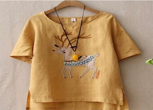 加盟小鹿亲亲童装品牌