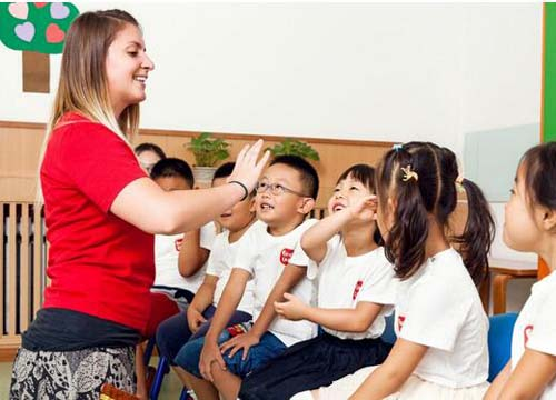 励步幼儿英语