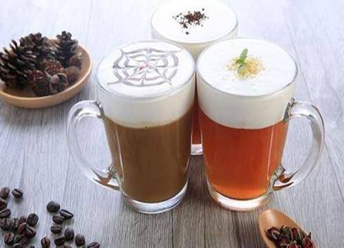 开奶茶店流程